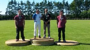 Championnat départemental du Morbihan tir à l'arc