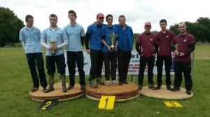 Championnat régional de tir à l'arc Bretagne